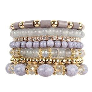 Jewelry - Pomona Stacking Bracelet